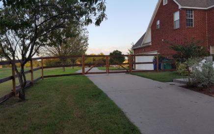 Farm Fence McKinney Tx
